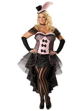 Premier Plus Burlesque Babe Womens Costume