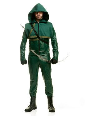 Premium Arrow Costume Men's Costume