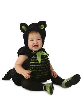 Baby/Toddler Clara Kitty Vintage Costume