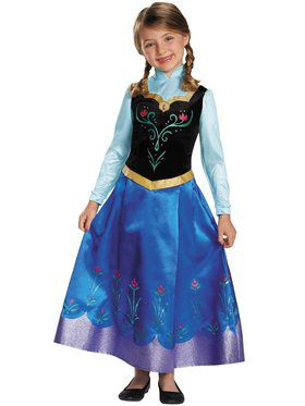 Prestige Anna Traveling Girl's Costume