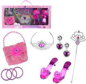 Princess Accessory Kit in Pink