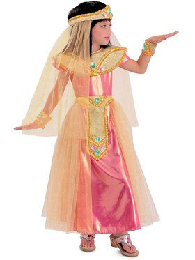 Princess Cleo Deluxe Girl's Costume