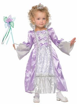 Princess Olivia Orchid Costume Toddler