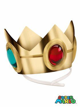 Princess Peach Girls Crown
