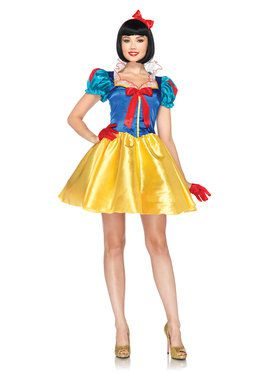 Princess Snow White Disney Adult Costume