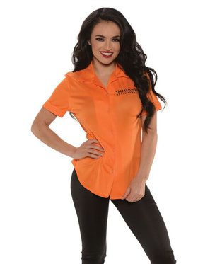 Prisoner Fitted Women's Shirt