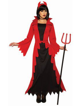 Promo - Adult - Devil Women Adult Costume