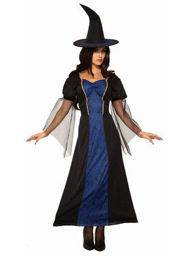 Promo Child Midnight Witch Costume