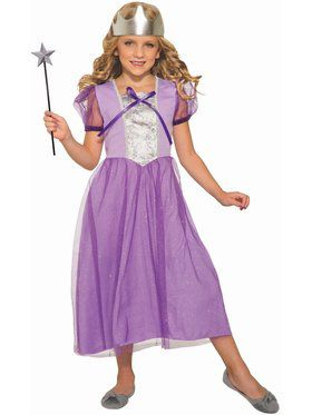 Glamour Princess Prom Child Costume