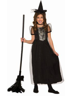 Promo Winsome Witch Child Costume