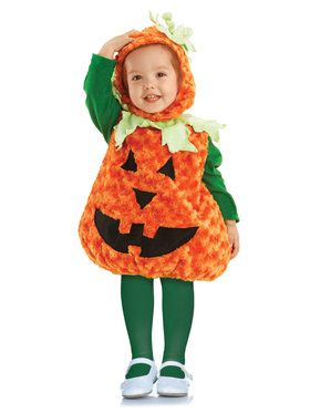 Pumpkin Costume Infant/Toddler