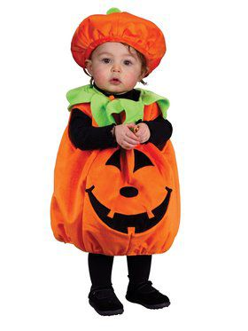 Pumpkin Newborn Infant Costume