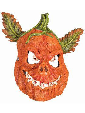 Pumpkin Pu Adult Mask