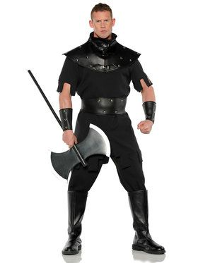 Punisher Medieval Men's Costume