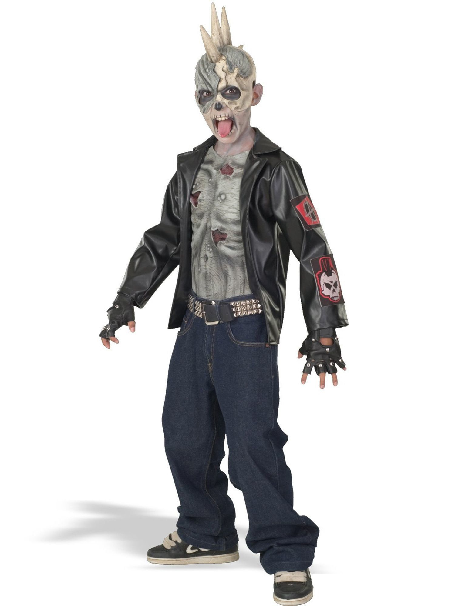 punk zombie child costume - boys costumes for 2018 | wholesale
