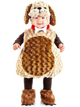 Puppy Costume for Toddlers