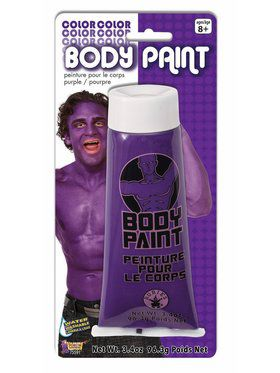Body Paint - Purple
