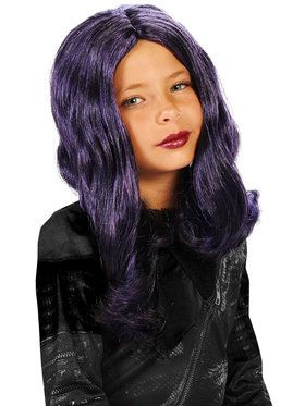 Purple Child Wig for Halloween