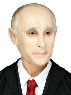 Putin Political Adult Mask