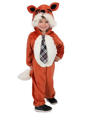 Quick the Fox Infant Costume