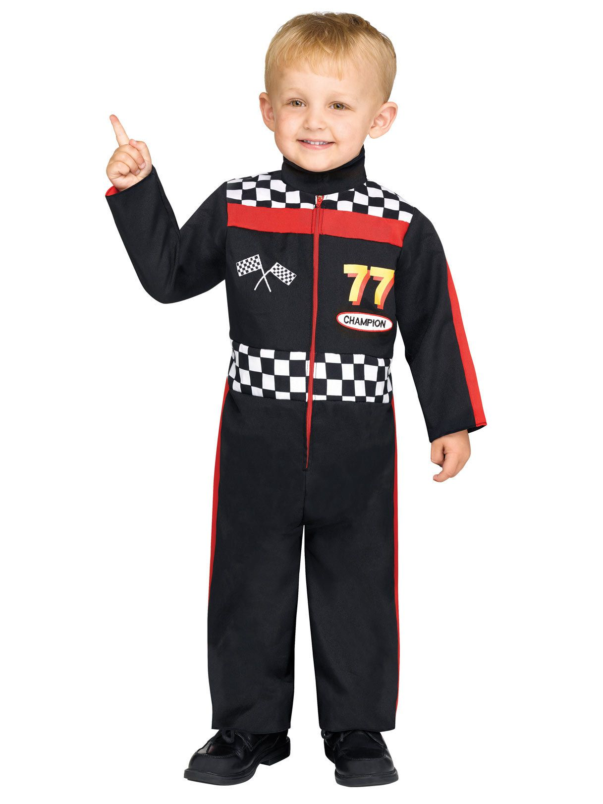 Toddler Race Car Driver Costume  sc 1 st  Wholesale Halloween Costumes & Toddler Race Car Driver Costume - Baby/Toddler Costumes for 2018 ...