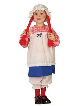 Rag Doll Child Costume