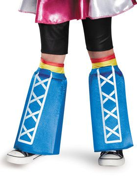 Rainbow Dash Equestria Leg Covers for Girls