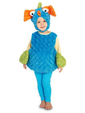 Rainbow Fish Costume For Toddlers