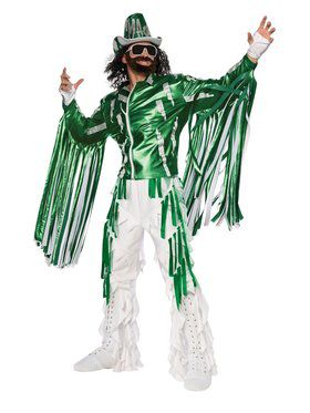 Randy Savage Grand Heritage Men's Costume