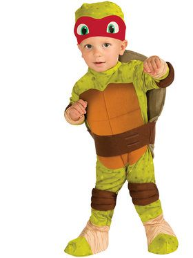 Raphael Ninja Turtle's Costume Toddler
