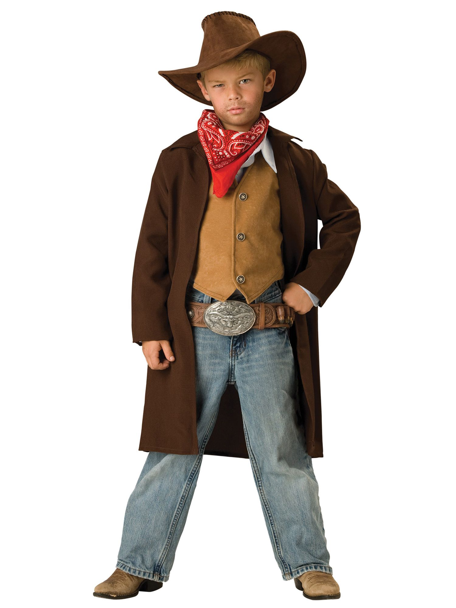 Incharacter Cowboy Costume For Boys