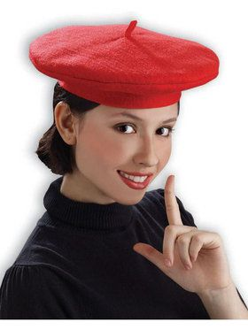 Red Beret Adult