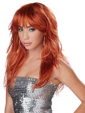 Red Fever! Wig for Women