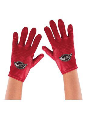 Red Ranger Beast MorpherGloves Child