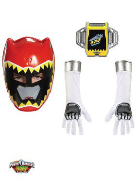 Red Ranger Dino Charge Child Accessory Kit