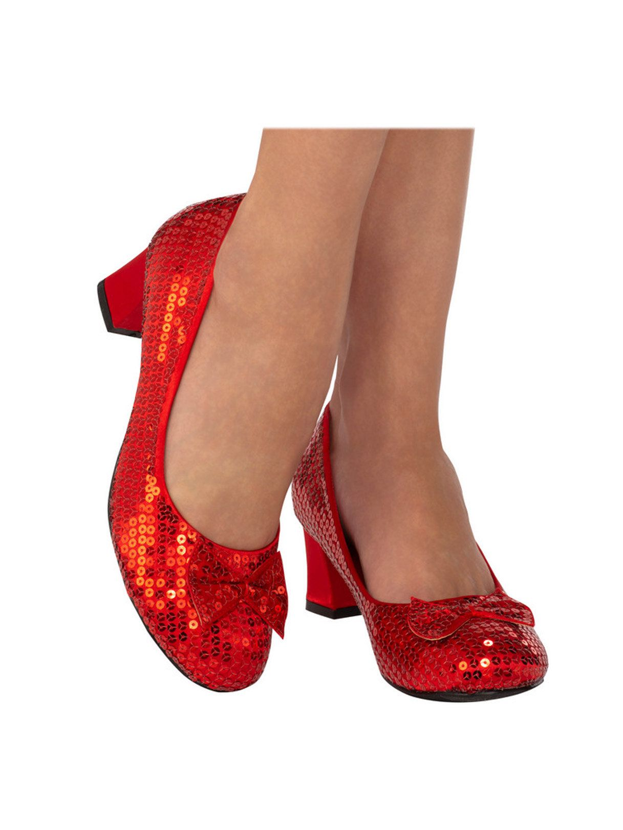 b7a3f0e1ef9d6 Red Sequin Pumps for Adults - Adult Costumes for 2018 | Wholesale ...