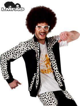 RedFoo From LMFAO Wig