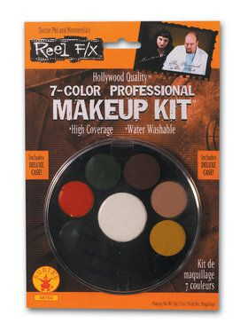 Reel F/X 7 Color Makeup Case