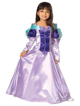 Regal Princess Kids Costume