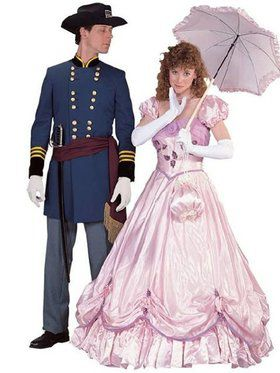 Regency Collection Men's Union General Costume