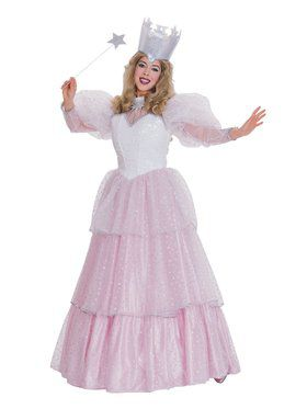 Regency Glinda Adult Costume
