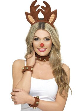 sc 1 st  Wholesale Halloween Costumes & Womens Reindeer Costumes