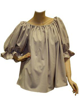 Renaissance Peasant Blouse for Women