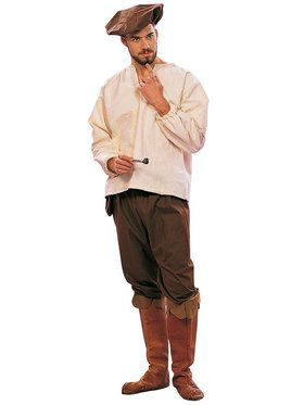 Renaissance Peasant Man Adult Costume