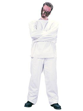 Restraint Suit Mens Costume