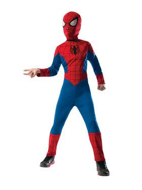 Kid's Spider-Man and Venom 2-in-1 Costume