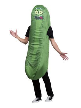Foam Pickle Rick Costume