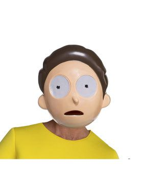 Rick and Morty Morty Mask for Adults