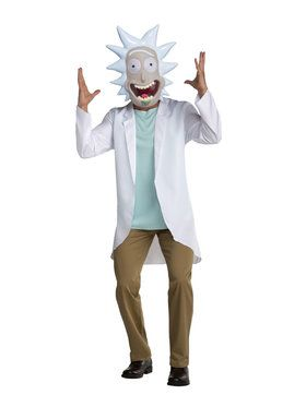 Adult Rick Costume