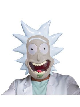 Rick and Morty Rick Mask for Adults